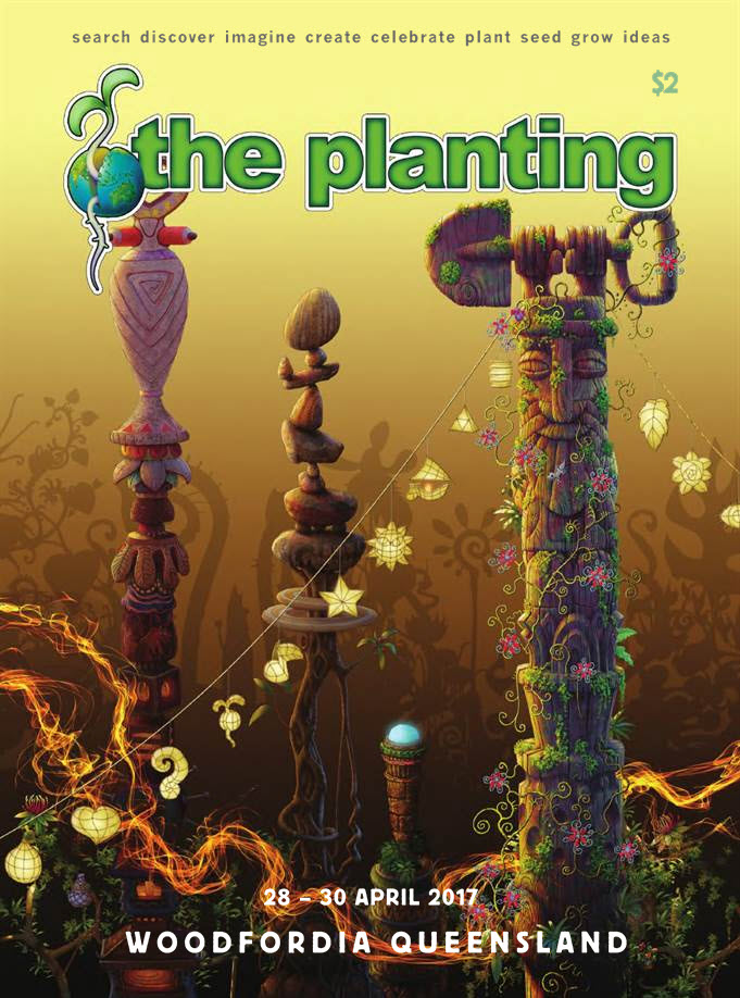 Programme book 2017 the planting festival for Soil 2017 book