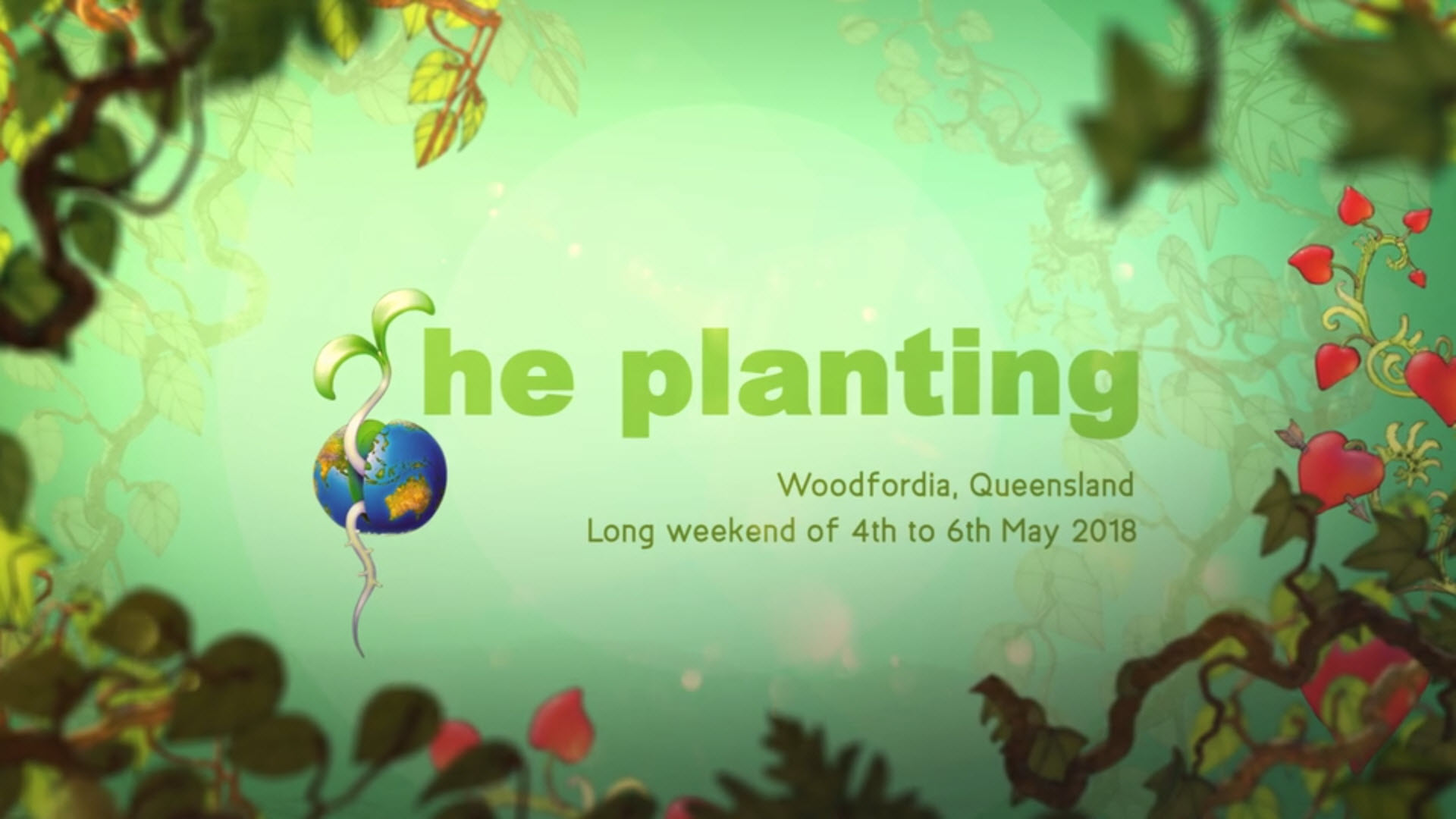 home the planting festival