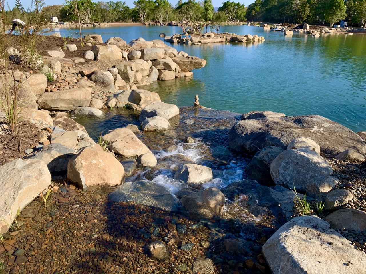 Lake Gkula Snapshoot